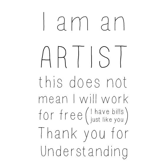 Work Free Artist