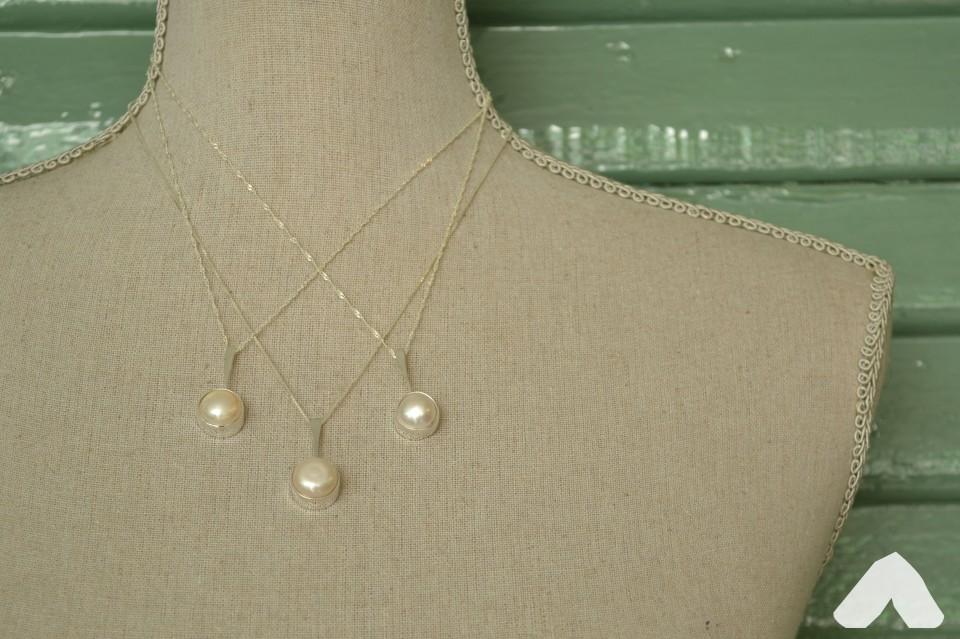 Dijes de perlas